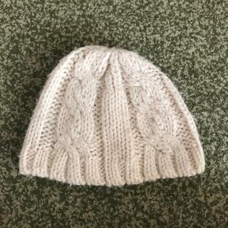 オールドネイビー(Old Navy)のオールドネイビー、0〜6monthニット帽(帽子)