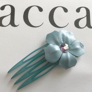 acca - acca花コーム