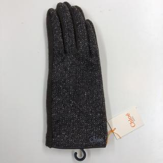 クロエ(Chloe)の新品!Chloe クロエ women's 手袋(21〜22cm)(手袋)