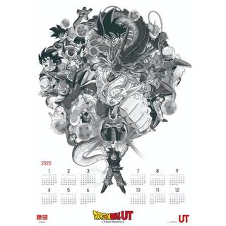 ドラゴンボール(ドラゴンボール)のUT Dragon Ball カレンダー(カレンダー/スケジュール)