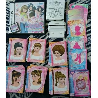 ニンテンドーDS(ニンテンドーDS)のオシャレ魔女ラブandベリー DSコレクション(携帯用ゲームソフト)