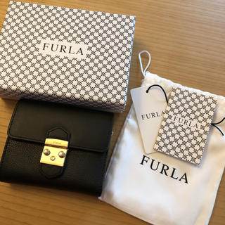 フルラ(Furla)の今日だけ値下げ♡FURLA メトロポリス 折り財布(財布)