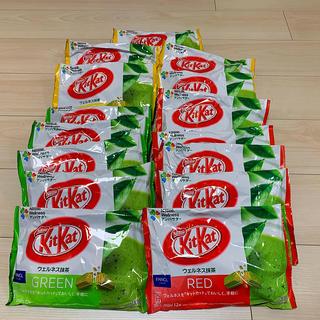ネスレ(Nestle)のNestle キットカットミニ ウェルネス抹茶 セット(菓子/デザート)