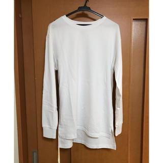 ガリャルダガランテ(GALLARDA GALANTE)のガリャルダガランテ ロングTシャツ/白(Tシャツ/カットソー(七分/長袖))