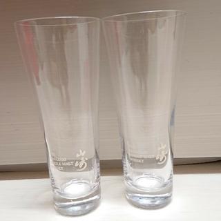 サントリー - 山崎 コップ ウィスキー タンブラー ガラス ペア