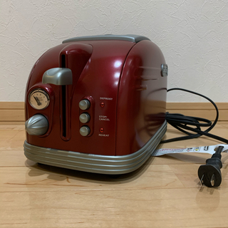 デロンギ(DeLonghi)のデロンギ ポップアップトースター(調理機器)