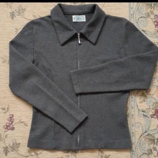 暖かいトップ 毛100%(シャツ/ブラウス(長袖/七分))
