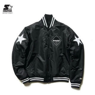 エフシーアールビー(F.C.R.B.)のF.C.R.B. STARTER BLACK JACKET STADIUM XL(スタジャン)