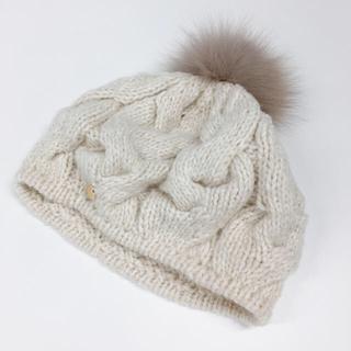 ユナイテッドアローズ(UNITED ARROWS)のUNITED ARROWS ニットベレー帽(ニット帽/ビーニー)