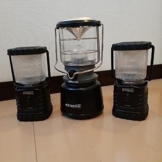 ジェントス(GENTOS)の【ジェントス】LEDランタンセット(ライト/ランタン)