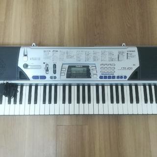 カシオ(CASIO)のCASIO 電子ピアノ CTK-496(電子ピアノ)