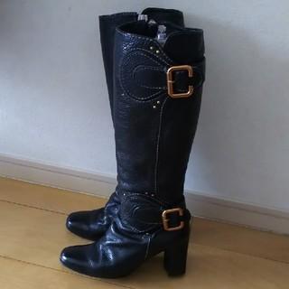 クロエ(Chloe)のChloe ロングブーツ(ブーツ)