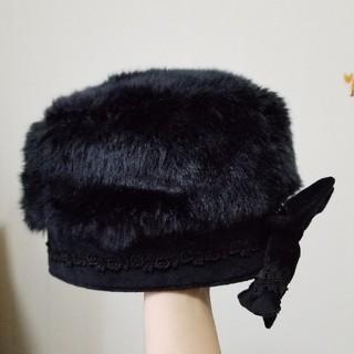 イノセントワールド(Innocent World)のInnocent Worldのロシアン帽(ハンチング/ベレー帽)