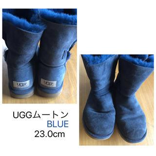 アグ(UGG)のUGGのムートンブーツ US6(23.0cm)(ブーツ)