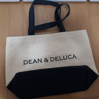 ディーンアンドデルーカ(DEAN & DELUCA)のDEAN&DELUCA ストロートートバッグ(かごバッグ/ストローバッグ)