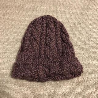 サマンサモスモス(SM2)のサマンサモスモス ニット帽(ニット帽/ビーニー)