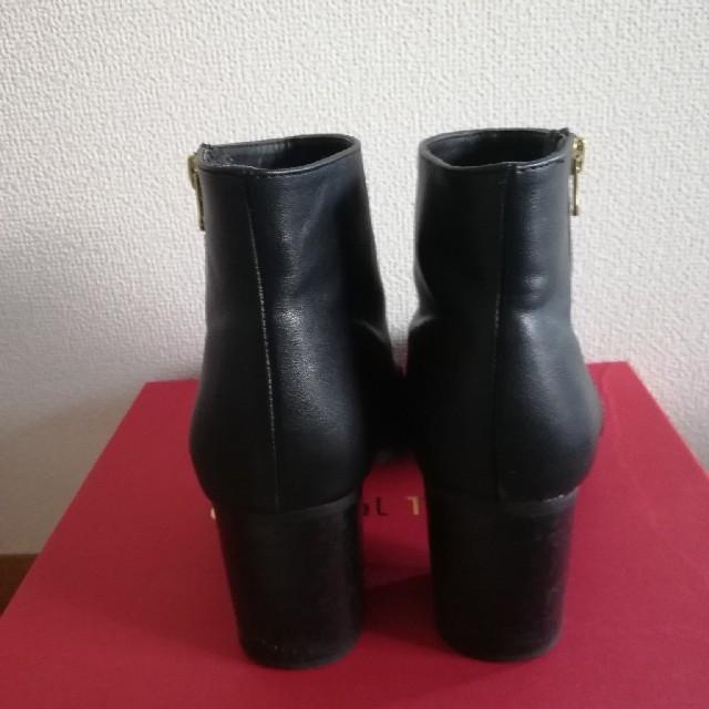 ORiental TRaffic(オリエンタルトラフィック)の【オリエンタルトラフィック】ジップアップショートブーツ レディースの靴/シューズ(ブーツ)の商品写真