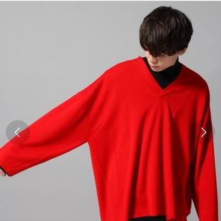 HARE - HARE Vネックセーター