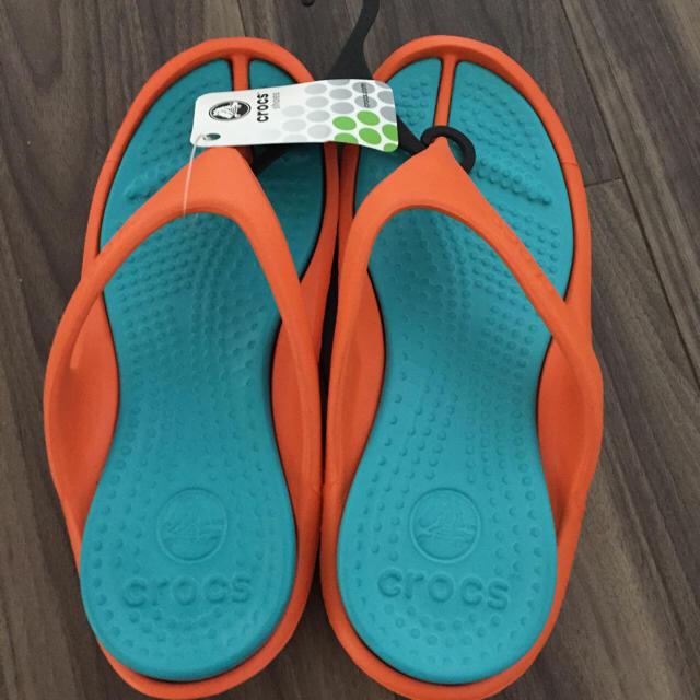 196cd7f0f368c0 crocs - クロックス ビーチサンダルの通販 by gongon's shop|クロックス ...