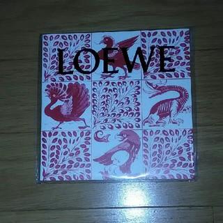 ロエベ(LOEWE)のSPUR シュプール 2020年 1月号 特別付録 LOEWE ロエベ(ノート/メモ帳/ふせん)