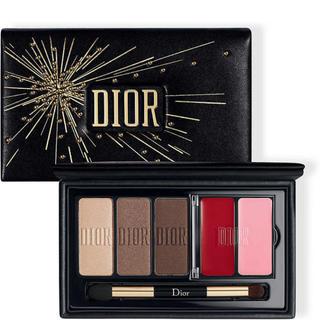 ディオール(Dior)の【新品】Dior シグネチャー アイ&リップ パレット(コフレ/メイクアップセット)