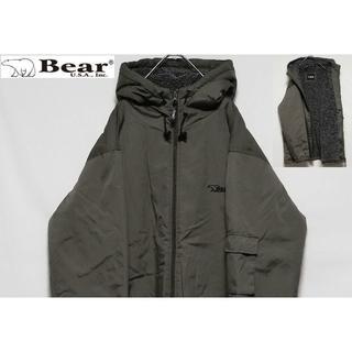 ベアー(Bear USA)の90年代 BEAR USA ナイロンジャケット 裏ボア(ナイロンジャケット)