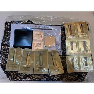 カバーマーク(COVERMARK)の2020カバーマーク福袋 レーストートバッグ&フローレスフィット他サンプル(コフレ/メイクアップセット)