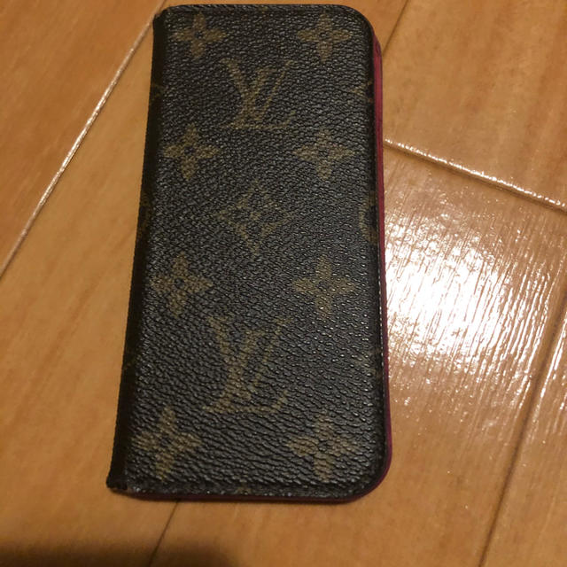 LOUIS VUITTON - iPhoneケースの通販 by りゃあ's shop|ルイヴィトンならラクマ