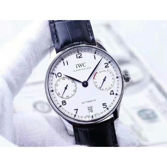 IWC - 腕時計機械自動巻き の通販