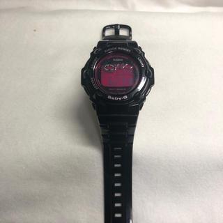 ベビージー(Baby-G)のbaby g BGR-3003 黒 CASIO(腕時計(デジタル))