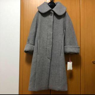 ファーファー(fur fur)の新品 タグ付き FURFUR クラシックコクーンコート(ロングコート)