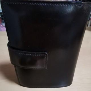 ツチヤカバンセイゾウジョ(土屋鞄製造所)のコードバン 折りたたみ財布(折り財布)