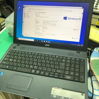 エイサー(Acer)の(NP3)Acer TRAVELMATE Win10(64)MS Office(ノートPC)