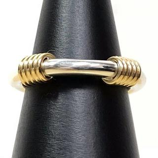 ティファニー(Tiffany & Co.)の【超美品】Tiffany ティファニー ツーワイヤー 750, 925 リング(リング(指輪))