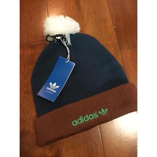 アディダス(adidas)の送料込み・アディダスニット帽(ニット帽/ビーニー)