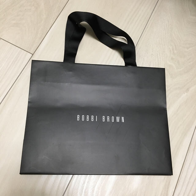 BOBBI BROWN(ボビイブラウン)のBOBBI BROWN ショップバッグ レディースのバッグ(ショップ袋)の商品写真