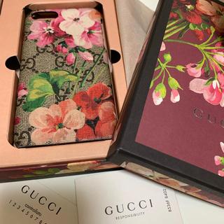 グッチ(Gucci)のiPhoneケース    Gucci ブルーム(iPhoneケース)