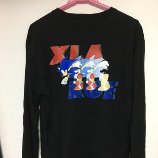 XLARGE - xlargeソニックコラボロングtシャツ