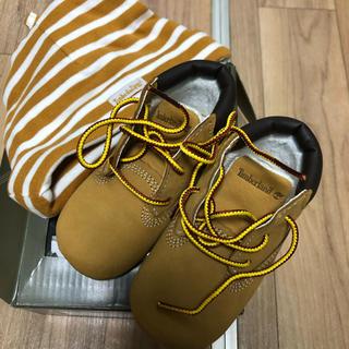 ティンバーランド(Timberland)のTimberland ベビー ブーツ 新品未使用(ブーツ)