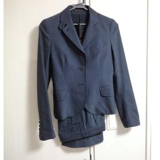 セオリー(theory)のセオリー ストライプパンツスーツ 紺 size2(スーツ)