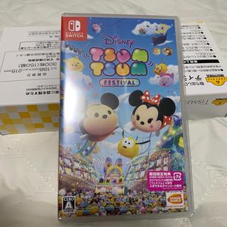 ディズニー(Disney)のディズニー ツムツム フェスティバル Switch(家庭用ゲームソフト)