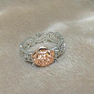 Rose リング 薔薇の指輪(リング(指輪))