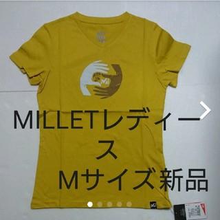MILLET - ミレー Tシャツ レディースMサイズ