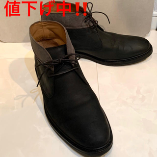Cole Haan - 【値下げ中‼️】COLE HAAN チャッカブーツ 8W 26cm