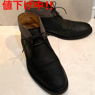 コールハーン(Cole Haan)の【値下げ中‼️】COLE HAAN チャッカブーツ 8W 26cm(ブーツ)