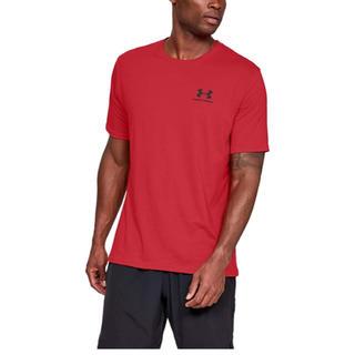 アンダーアーマー(UNDER ARMOUR)のアンダーアーマー Tシャツ 半袖 赤 トレーニング(トレーニング用品)
