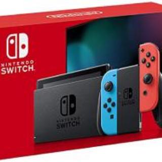 ニンテンドースイッチ(Nintendo Switch)のニンテンドースイッチ 新型(家庭用ゲーム機本体)