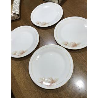 ノリタケ(Noritake)のnoritake ivory china  皿4枚(食器)