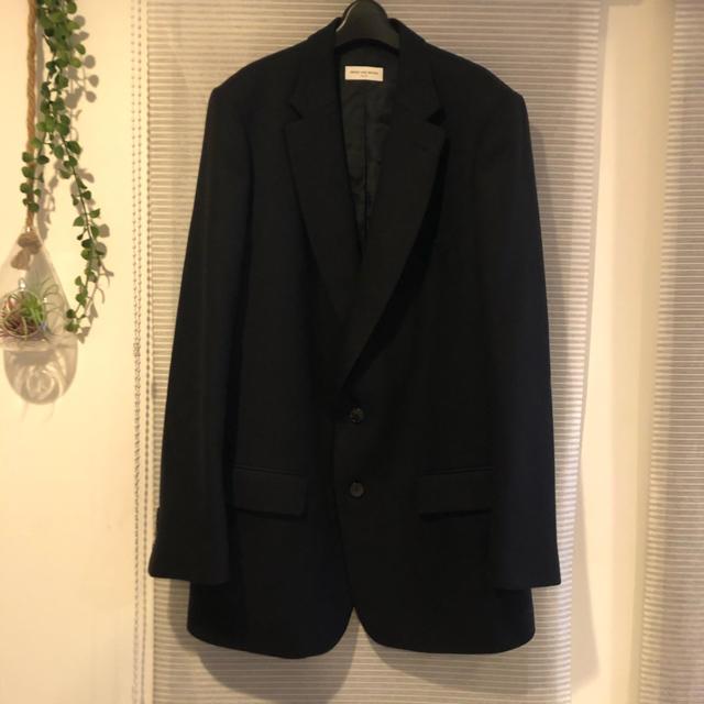 DRIES VAN NOTEN(ドリスヴァンノッテン)のdries van noten 18aw テーラードジャケット メンズのジャケット/アウター(テーラードジャケット)の商品写真