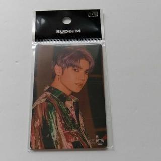 NCT 127 テヨン CASHBEE CARD (アイドルグッズ)